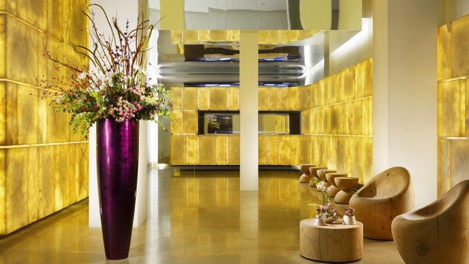 hotel radisson roma palazzo montemartini recepción diariodesign