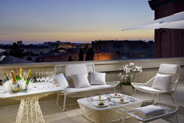 roma hotel escapada otoño