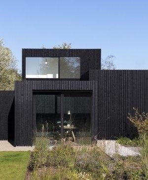 casa de vacaciones en vinkeveen i29 fachada de madera diariodesign
