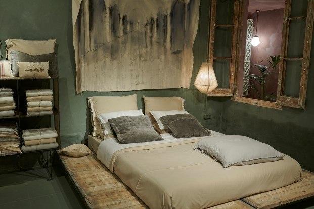home hygge con la ropa de cama y homewar de bekume barcelona diariodesign