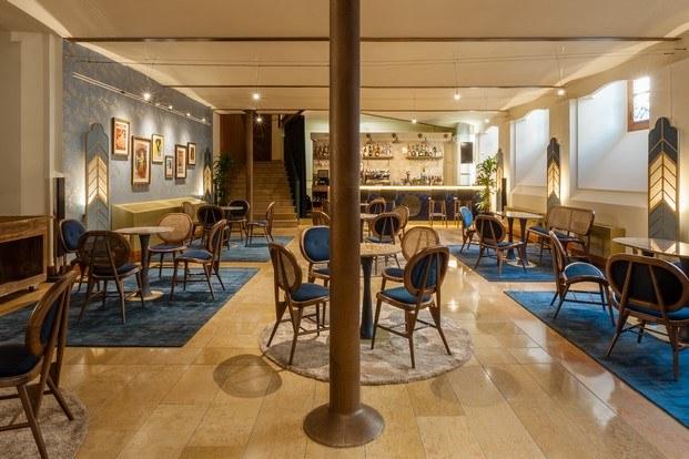 café modernista sillas bernardes andreu carulla taburetes tea sancal