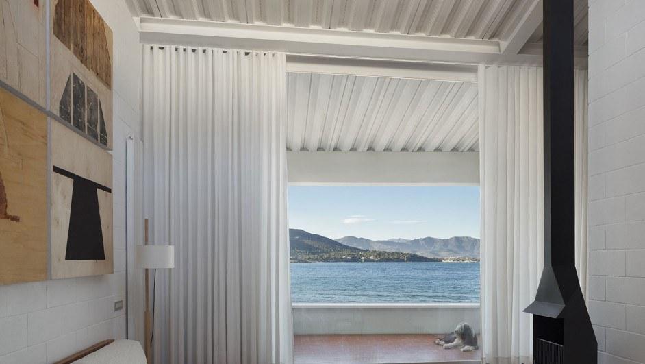 casa frente al mar OAB premio ascer interiorismo diariodesign