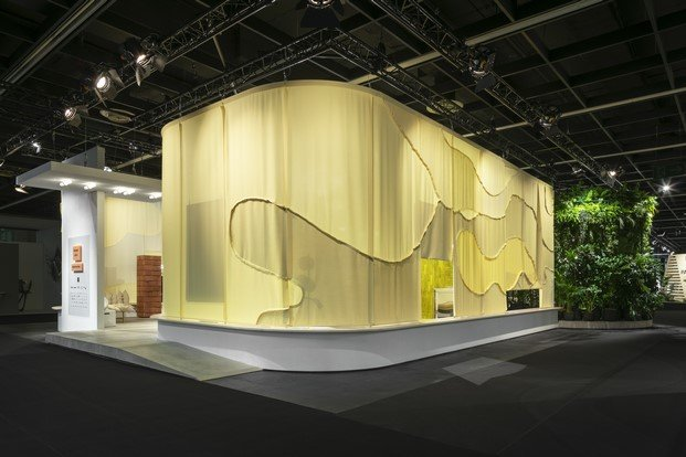 cortina exterior casa truly truly imm cologne 2019 diariodesign