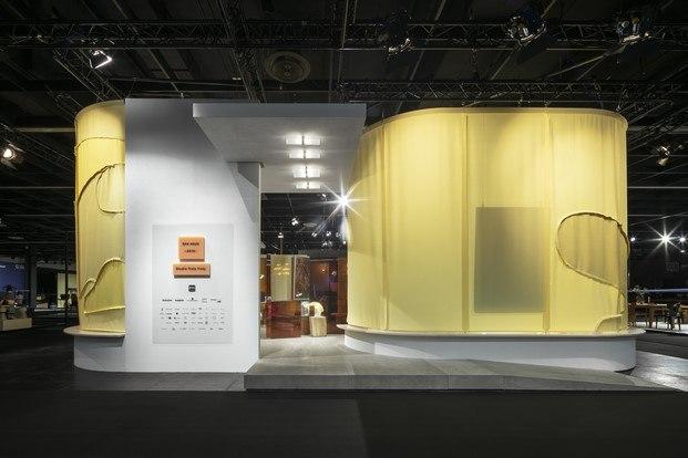 entrada casa truly truly das haus 2019 imm cologne diariodesign