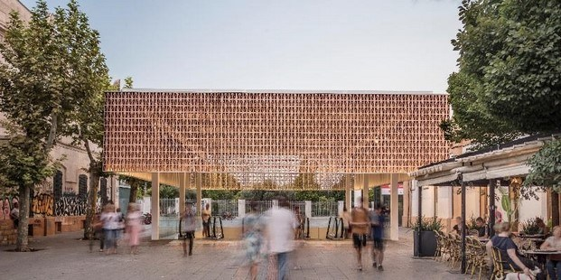 estación de palma premio ascer arquitectura