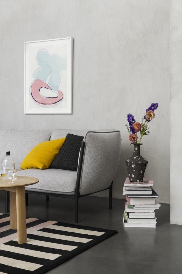 sofá de hem kumo detalle diariodesign