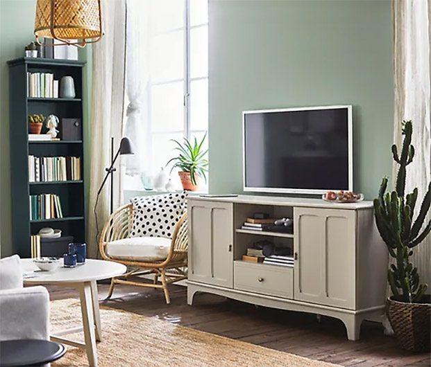 ikea decoración online salón inspiración