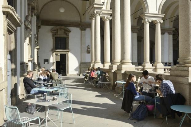 rgastudio caffefernanda brera diariodesign patio