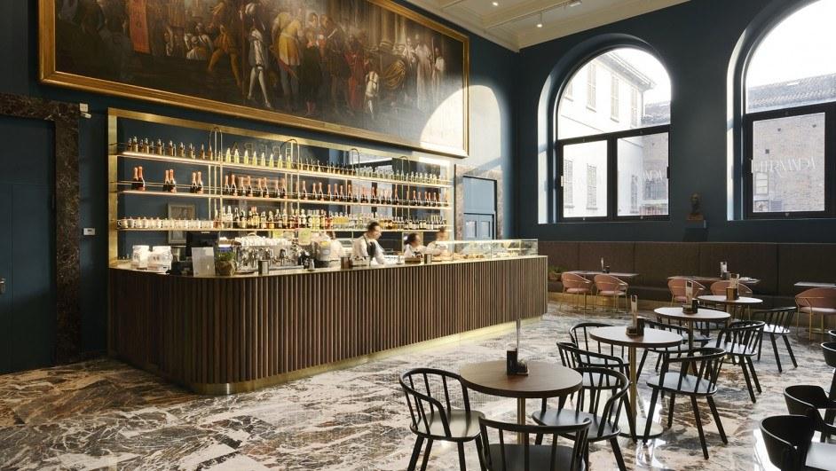 gastronomía y arte en la pinacoteca de brera diariodesign