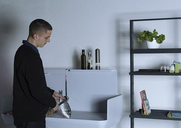 SLP 3650 cocina portátil mención especial talento joven imm cologne 2019 diariodesign