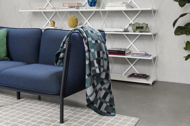 sofá de hem kumo diseño de anderssen & voll diariodesign