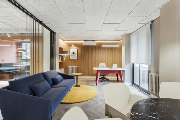 teads TV offices by stone designs diariodesign colores