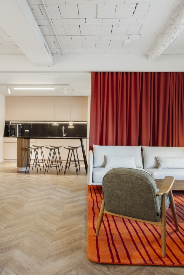 teads TV offices by stone designs diariodesign cortinas