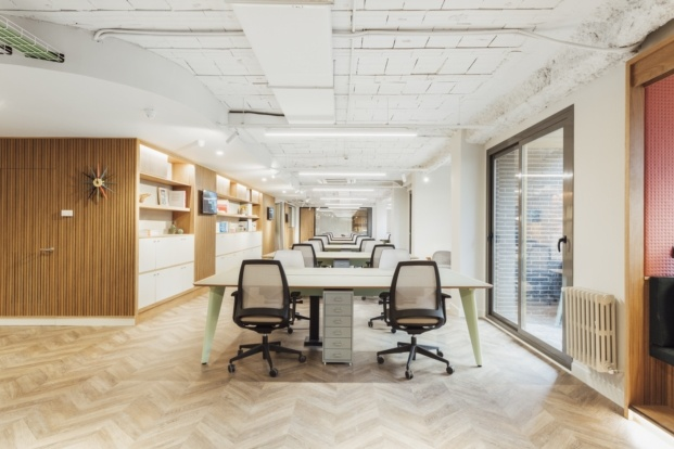 teads TV offices by stone designs diariodesign george nelson