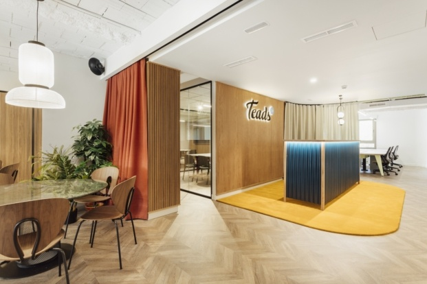 teads TV offices by stone designs diariodesign midcentury