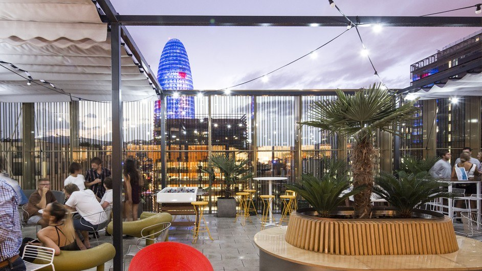 wework oficinas Barcelona glories top5 FF diariodesign