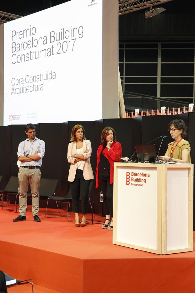 Premios Barcelona Building Construmat 2017 - diariodesign