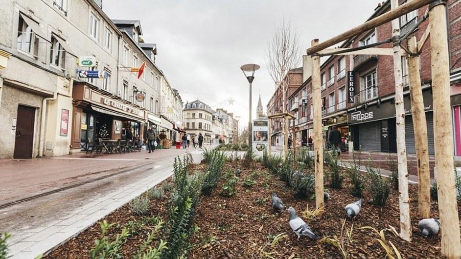 rouen rue saint sever concurso concéntrico diariodesign
