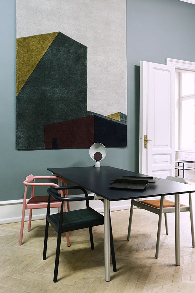 arqui rug 2 please wait to be seated imm cologne 2019 diariodesign