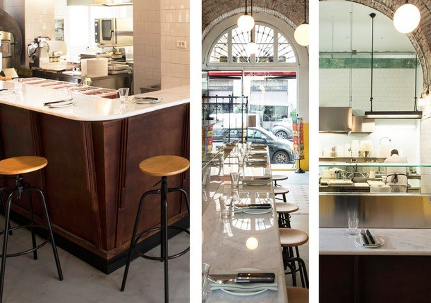 barra berberè restaurante en milán diariodesign