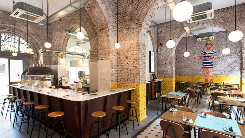 Berberè restaurante en Milán diariodesign