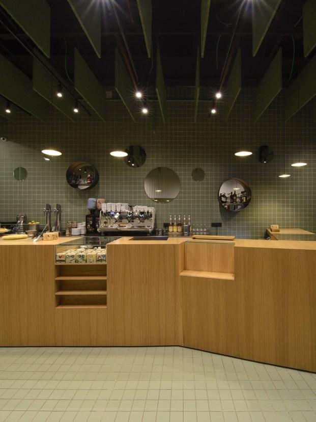 bloom cafe barakaldo garmendia cordero arquitectos diariodesign madera de roble
