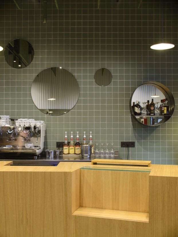 bloom cafe barakaldo garmendia cordero arquitectos diariodesign pieza esculpida