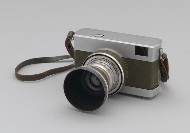 cámara de fotos werra buen diseño moma diariodesign