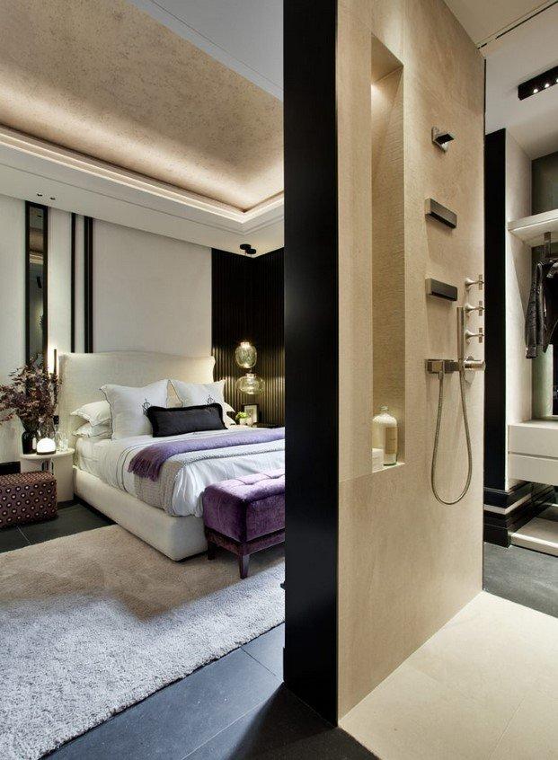 dormitorio baño hager casa decor 2019 diariodesign