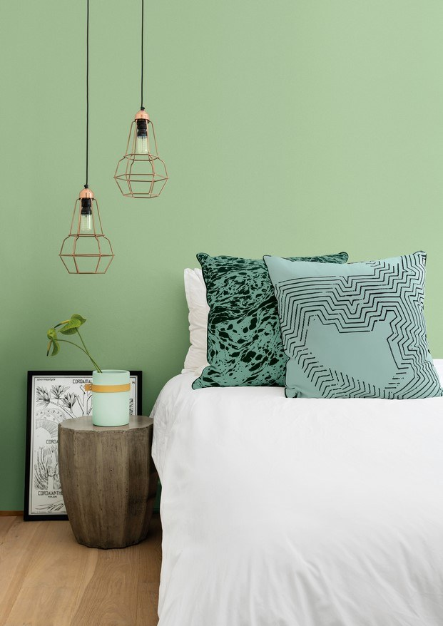 evergreen tendencias de color verde valentine diariodesign
