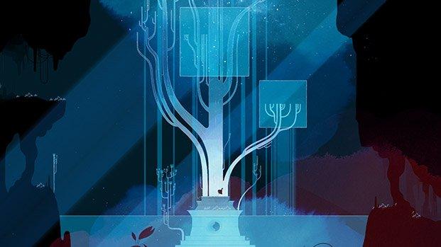 gris escena azul videojuegos y diseño diariodesign