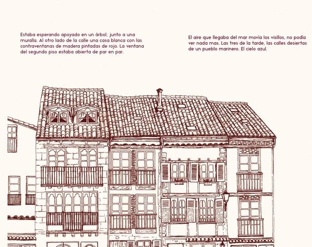 historia de un principio laura agustí ricardo lezón ilustración diariodesign