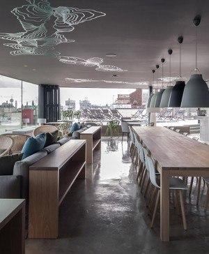 hotel de diseño rec barcelona diariodesign