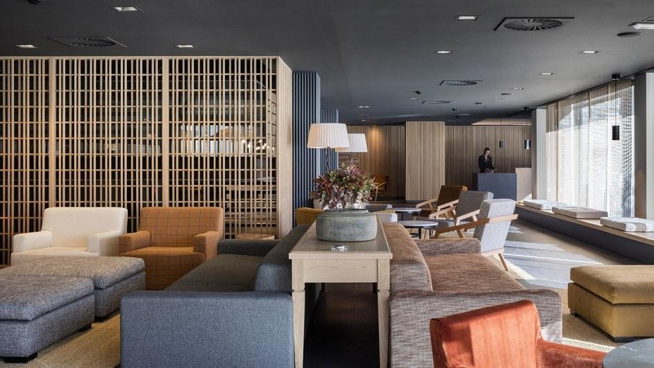 interiorismo y esquí grandvalira hotel park piolets diariodesign