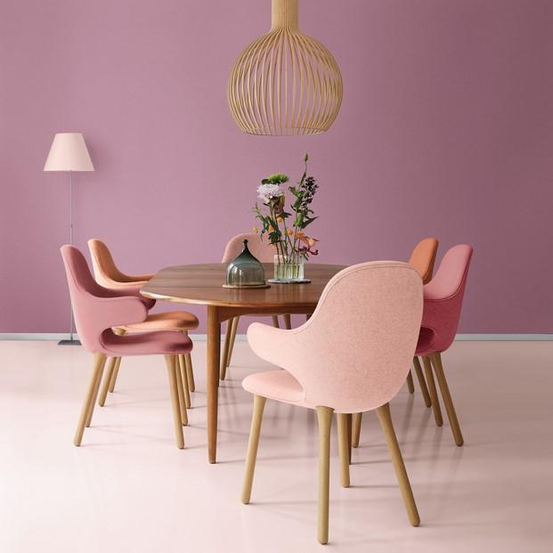 iris mauve tendencias de color cin valentine diariodesign