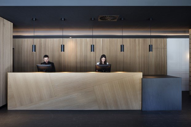 lobby hotel park piolets grandvalira diariodesign