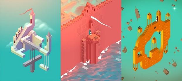 monument valley videojuegos y diseño diariodesign