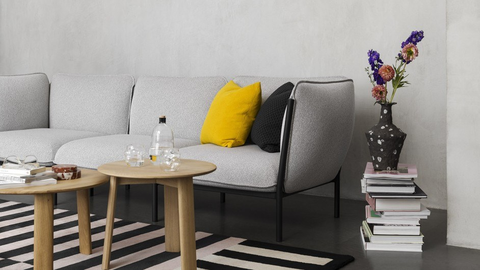 semana de lujo: hem showroom sofá diariodesign