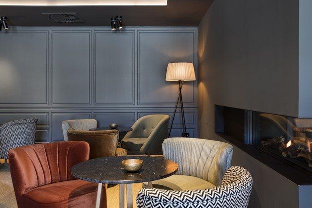 tapizados sillones hotel park piolets grandvalira diariodesign