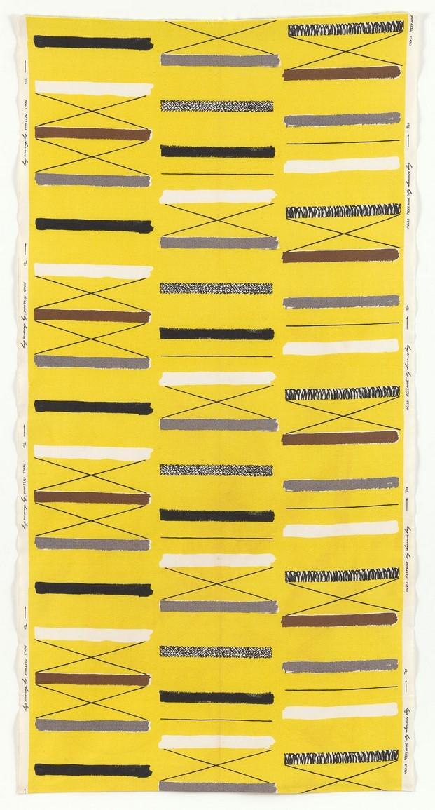 textil lucienne day buen diseño moma diariodesign