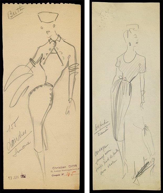 vestidos christian dior exposición v&a Museum londres diariodesign