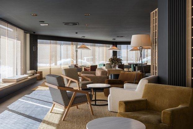 zonas acristaladas hotel park piolets grandvalira diariodesign