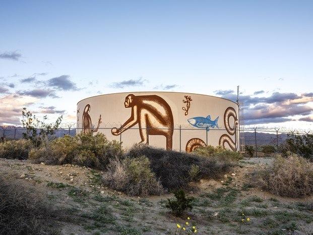 Armanod Lerma, arte contemporáneo en Coachella Desert X diariodesign