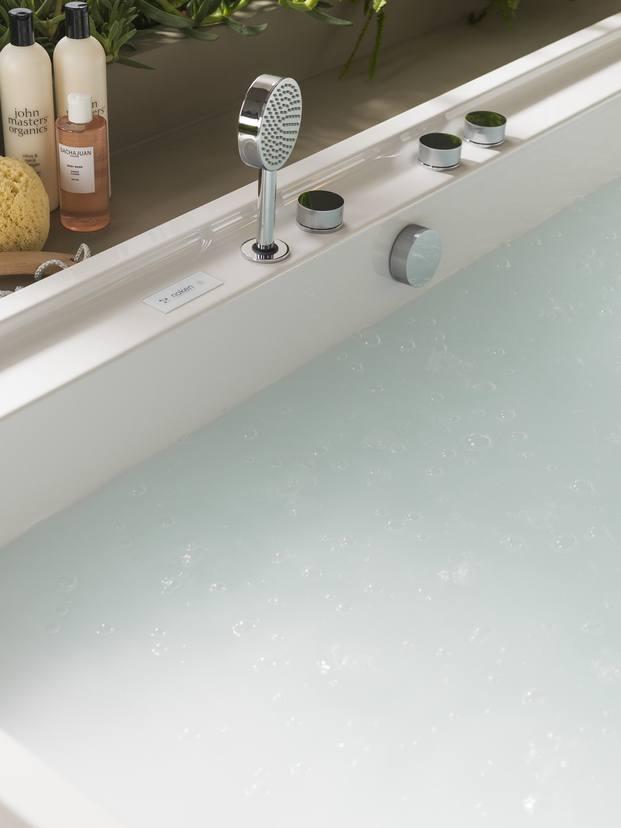 Bañera de burbujas  Porcelanosa Diariodesign