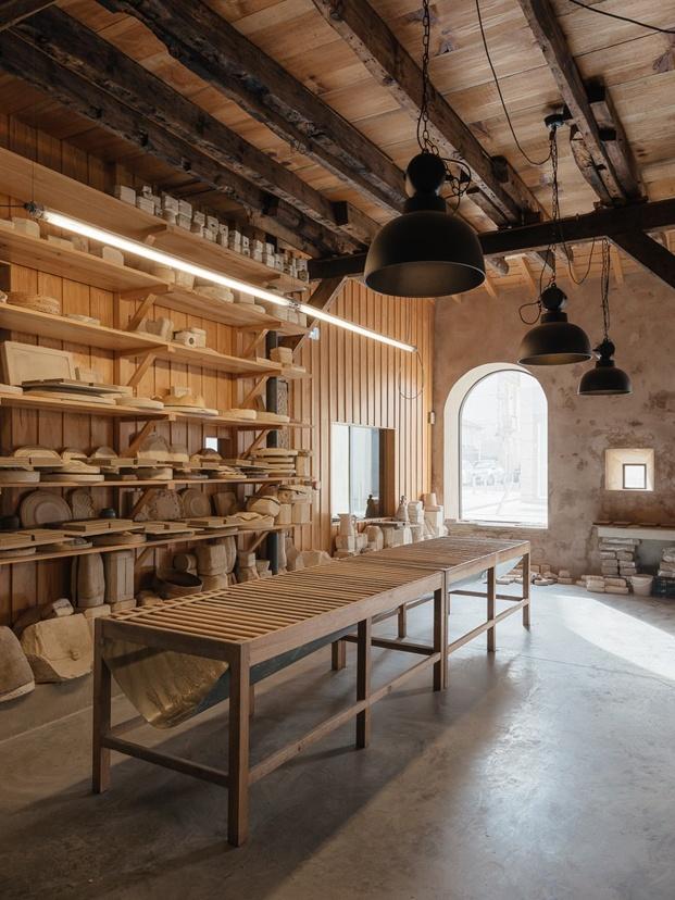 el mejor interiorismo rehabilitación en coímbra fábrica de cerámica