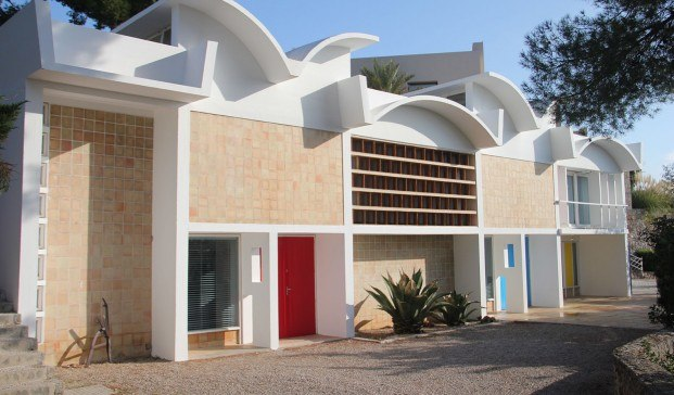 arte y arquitectura taller sert para miró en mallorca diariodesign. 10 proyectos de arquitectura e interiorismo en las Islas Baleares.