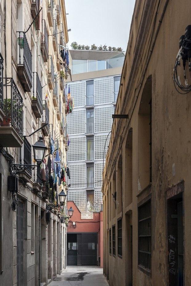 hotel de diseño rec en el barrio del born barcelona diariodesign