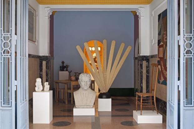 casa josephine studio galeria diariodesign escultura