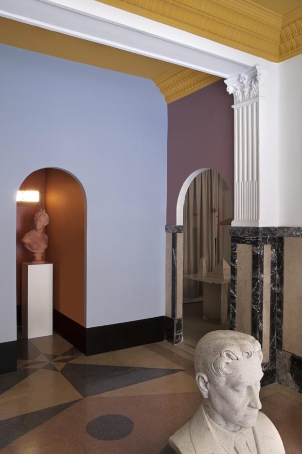 casa josephine studio galeria diariodesign terrazo