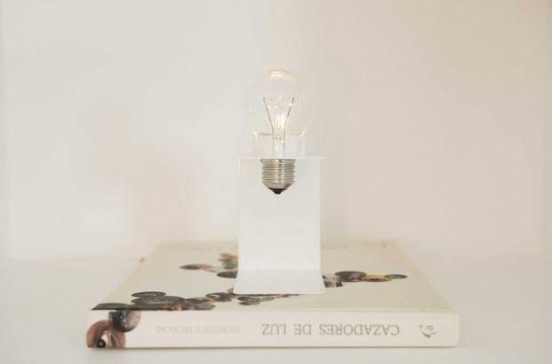 della lámpara denoe mybarrio diariodesign